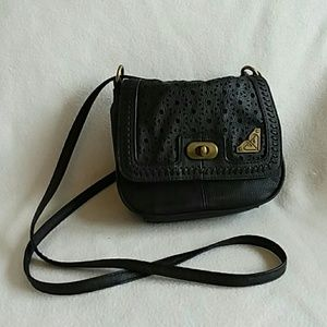 ROXY Crossbody small Black Handbag
